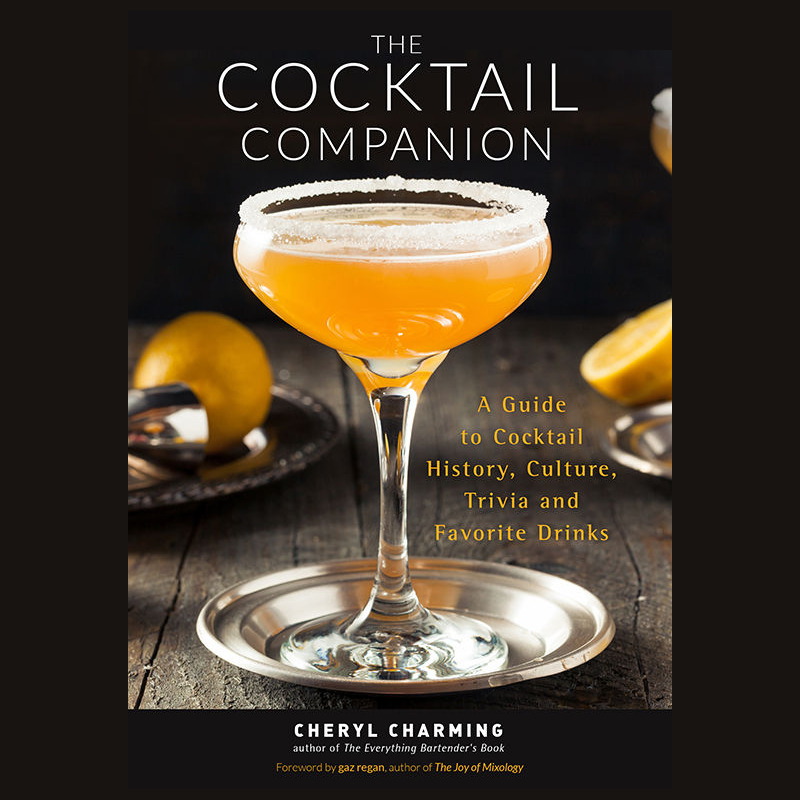 The Cocktail Companion image