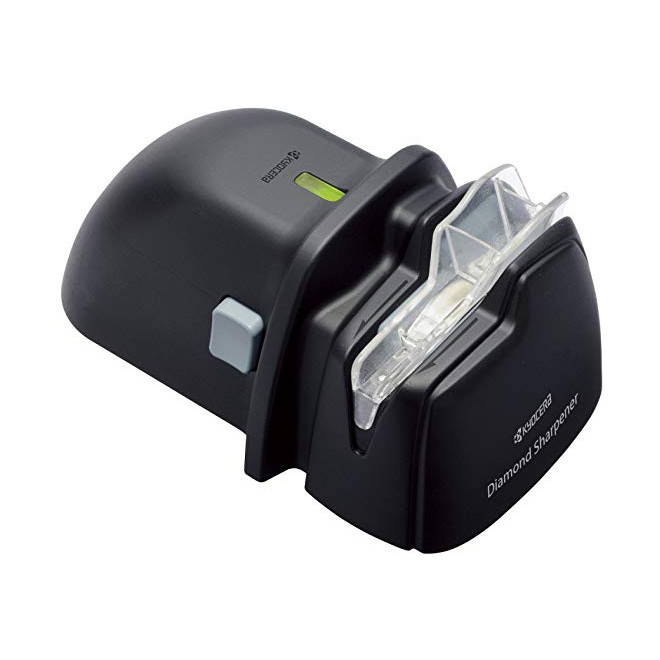 Kyocera Electric Diamond Ceramic Knife Sharpener image