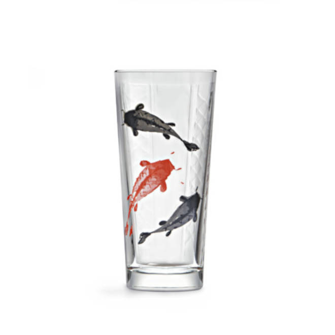 Libbey Silk Road Niho Collins Koi 360ml image