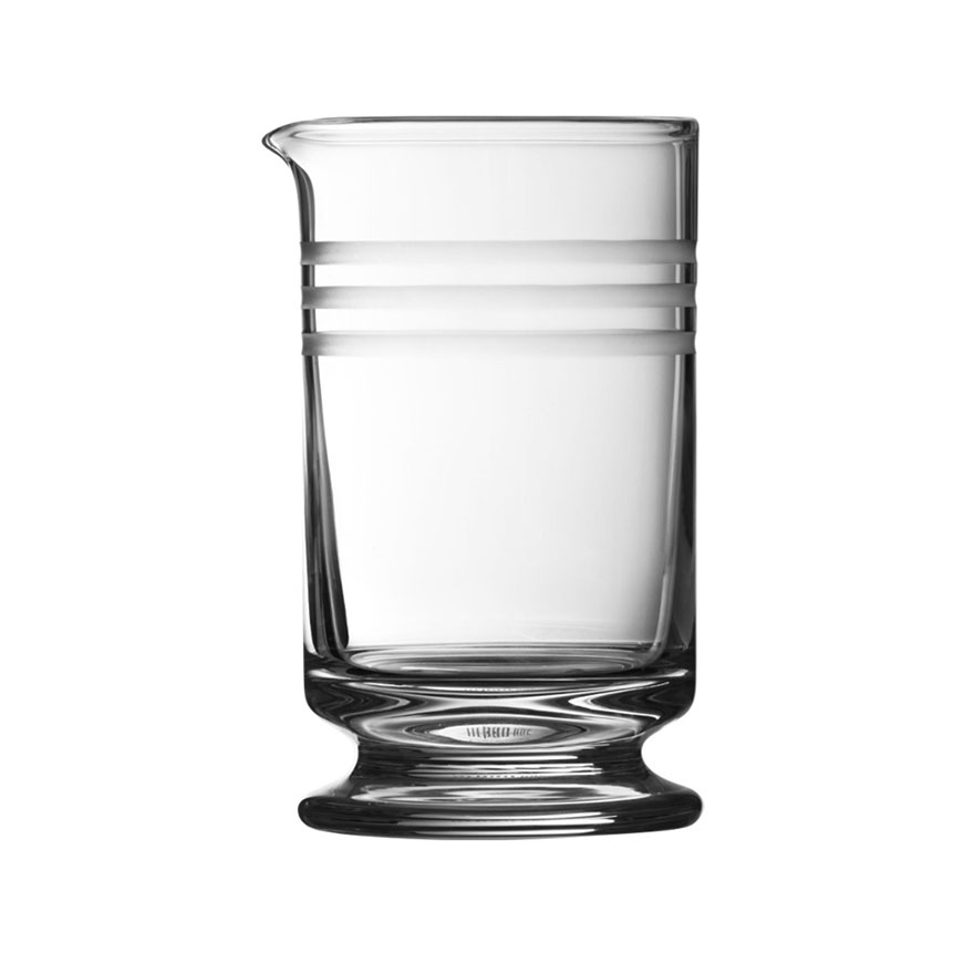 Calabrese Footed Stirring Glass image