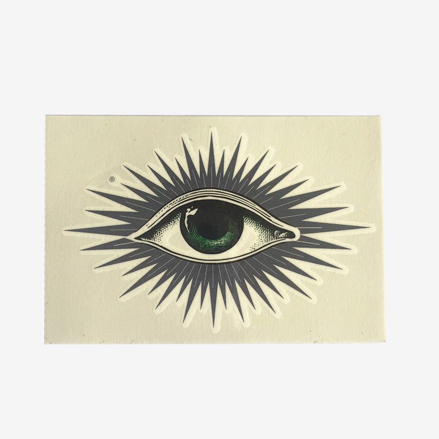 La Fée eye tatoo image