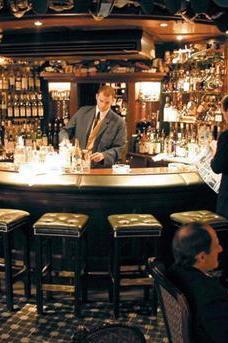 American Bar at The Stafford Hotel image