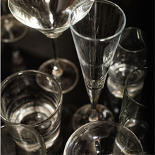Cocktail glassware image