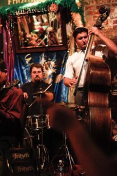 Fritzel's European Jazz Pub image 7
