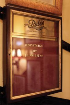 Rules Cocktail Bar image