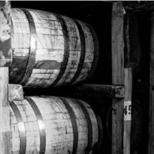 Straight Bourbon whiskey image