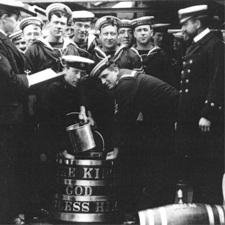 Rum - Navy rum