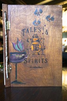 Tales & Spirits Cocktail Bar & Restaurant image 2