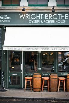 Wright Brother's Oyster & Porter House image 1