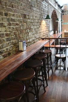 40 Maltby Street Bar image