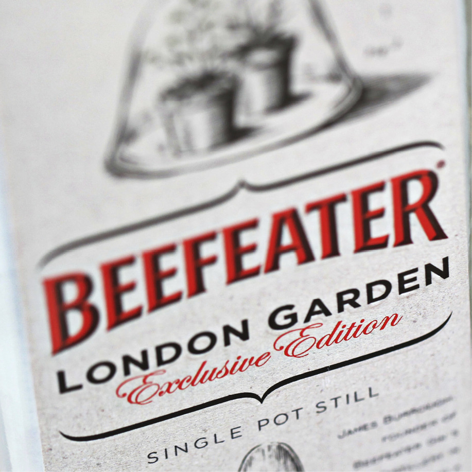 Beefeater London Garden image