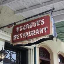Tujague's image