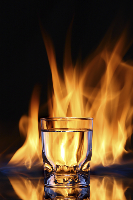 Firewater - or water of life? image 1
