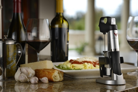 Wine by the glass: Coravin preservation system image 3