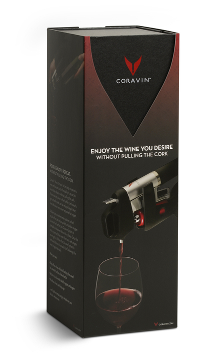 Wine by the glass: Coravin preservation system image 8