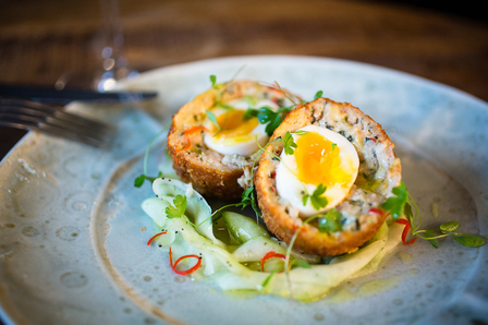 Scotch Eggs - the ultimate bar snack image 1