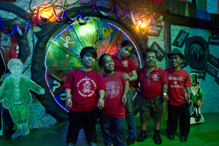 The Most Bizarre Bar? Hobbit House, Manila. image 6