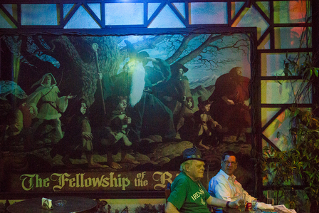 The Most Bizarre Bar? Hobbit House, Manila. image 5