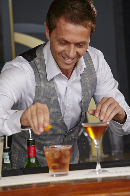 David Rios: 2013 World Class Bartender of the Year image 2