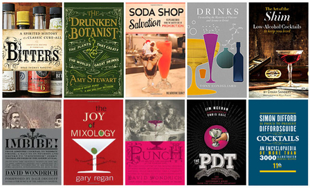 30 cocktail books you need on your shelves image 1