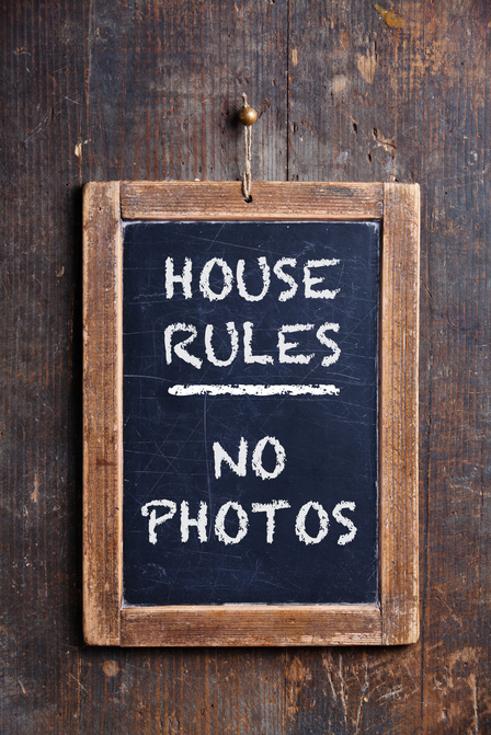 House rules: taking the fun out of bars image 1