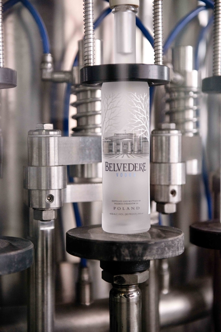 Polmos Zyrardów Distillery (Belvedere) image 29