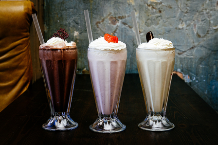 Hard shakes - boozy milkshakes image 1