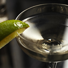 Gimlet cocktail image