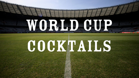 World Cup Cocktails image 1