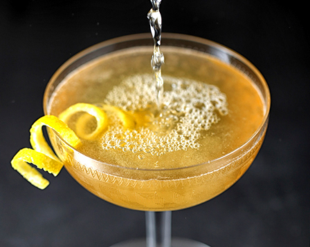 Sidecar Cocktail image 1