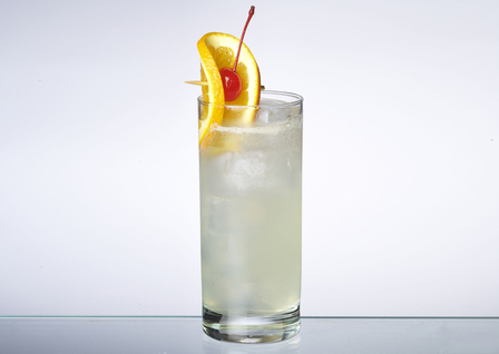 Collins Cocktails - recipes & history image 1