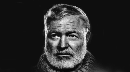Ernest  Hemingway image 1