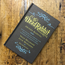 The Dead Rabbit Drinks Manual image