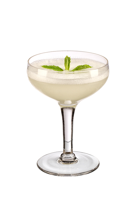 Fresh White Lady cocktail image
