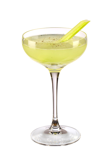 Greek Celery Cocktail image