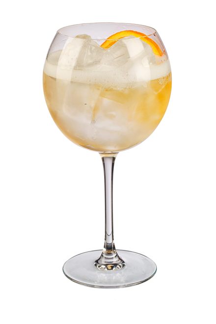 Ionian Spritz cocktail image