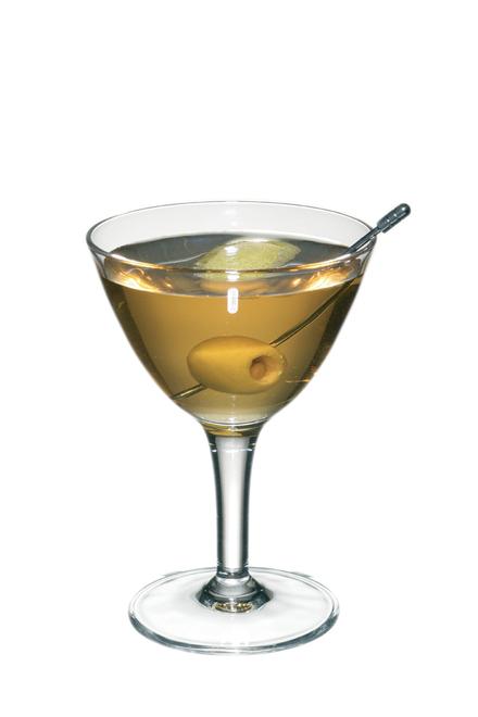 Merry-Go-Round Martini image