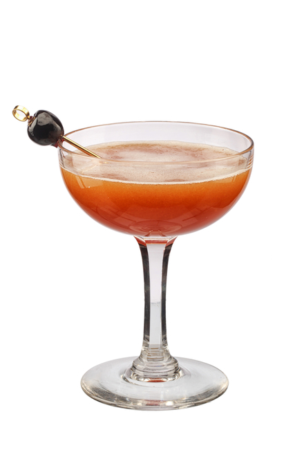 Blood and Sand (Difford's recipe) image