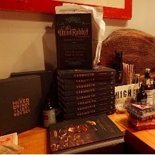 An evening with the Vancouver Bartender's Book Club