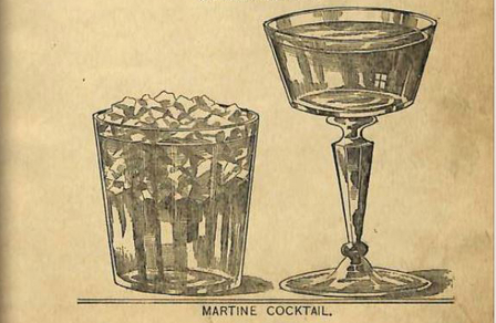 History of gin cocktails