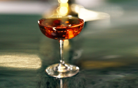 Manhattan cocktail image 1