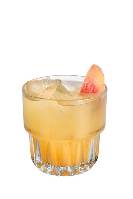Bellini Peach Spritz image