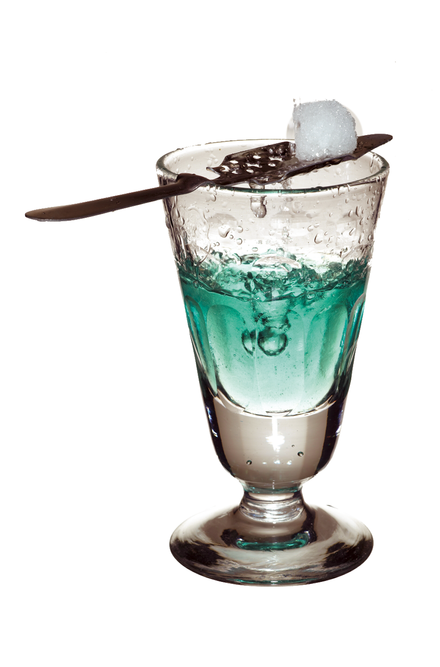 Absinthe Drip Cocktail (Czech method) image