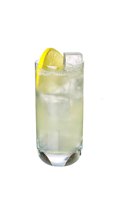 Honey Vodka Collins image