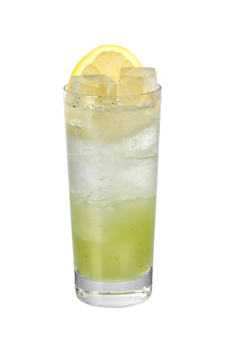 Lemonade Spritz (mocktail) (Χωρίς Αλκοόλ) image
