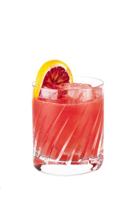 Sicilian Negroni Cocktail image