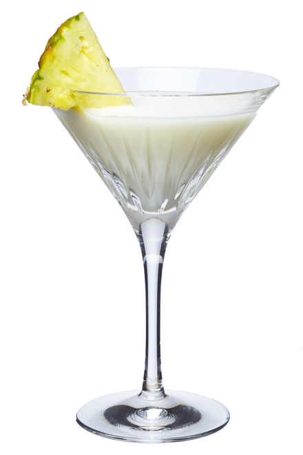 Pineapple Lassi Cocktail image