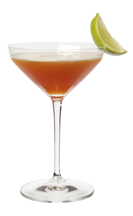 The Getaway (AKA Cynar Daiquiri) image