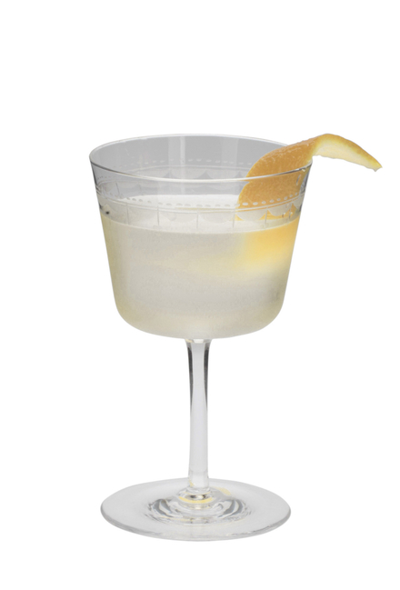 Turf Club Cocktail (Kappeler's Recipe) image