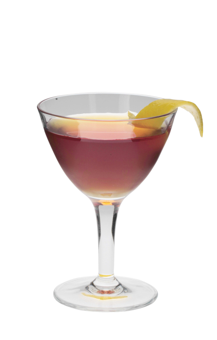 Turf Club Cocktail (Crockett's recipe) image